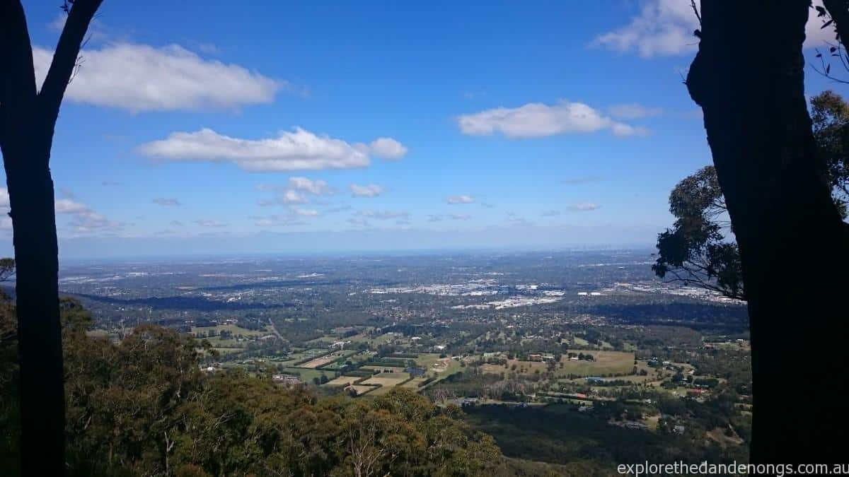 Bourkes Lookout - Mt Dandenong