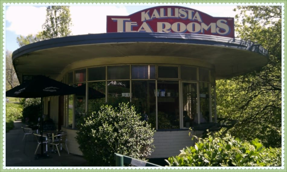 Dandenong Ranges Restaurants - Kallista TeaRooms