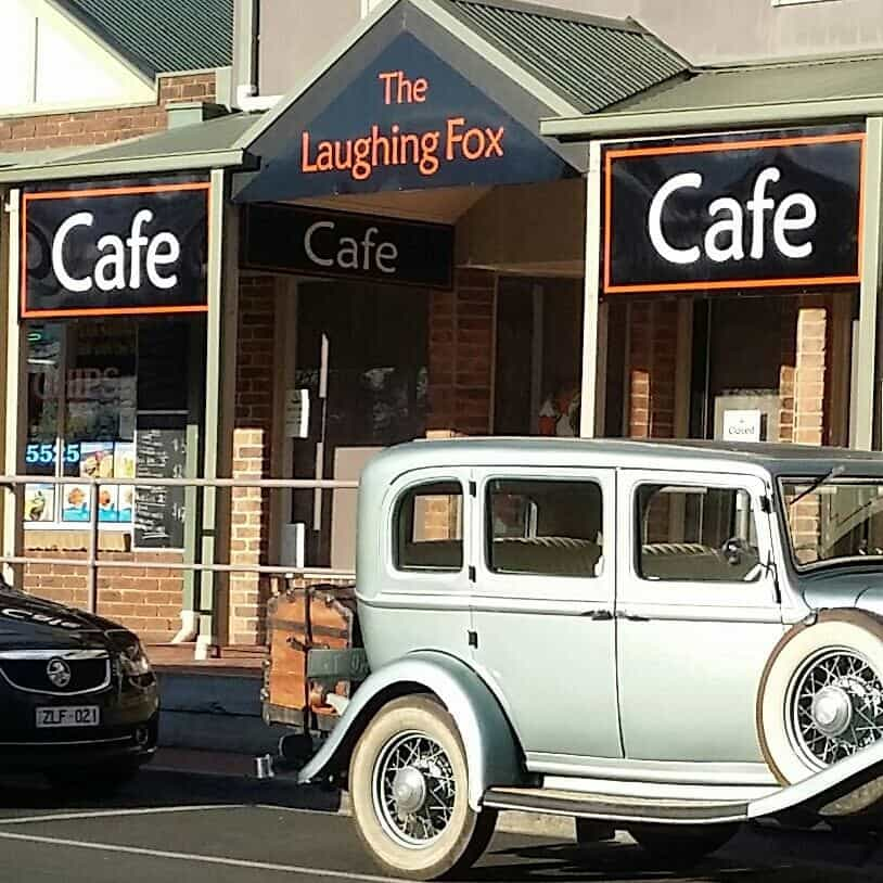 The Laughing Fox Cafe Emerald