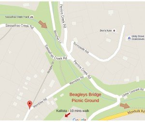 Beagleys Bridge Picnic Ground