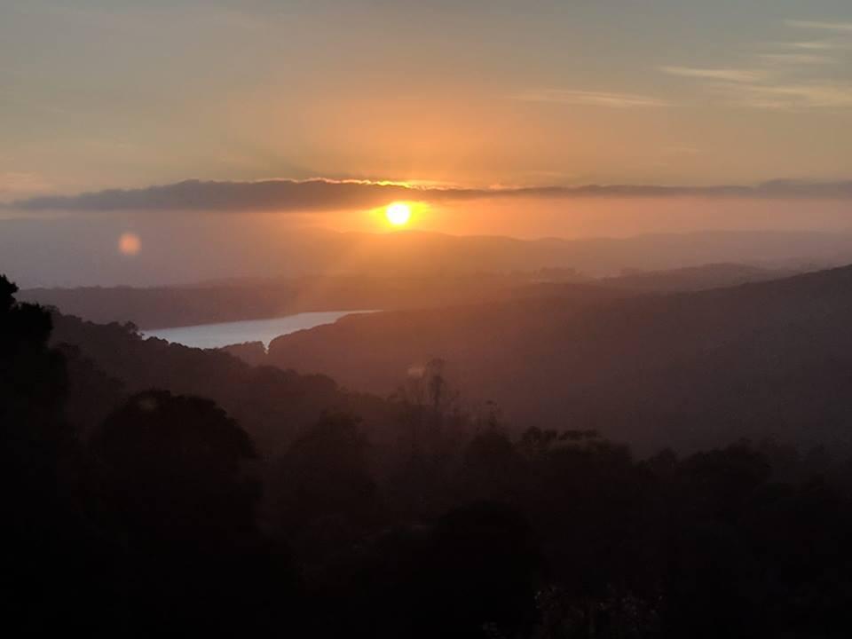 5 Ways Kalorama Viewpoint at sunrise