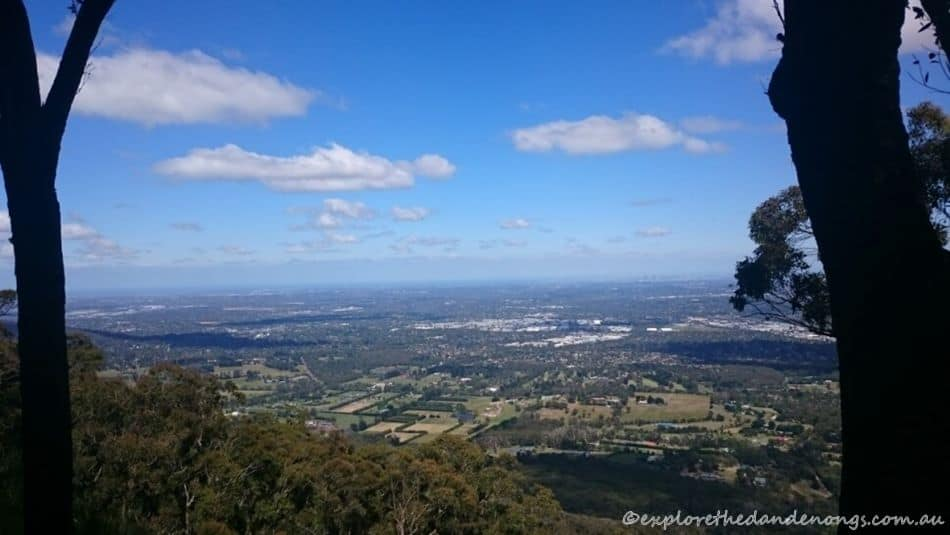 Burkes-Lookout Viewpoint Dandenong Ranges