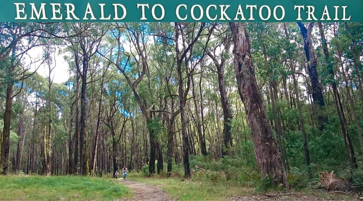 Emerald to Cockatoo Trail - Ride or Walk