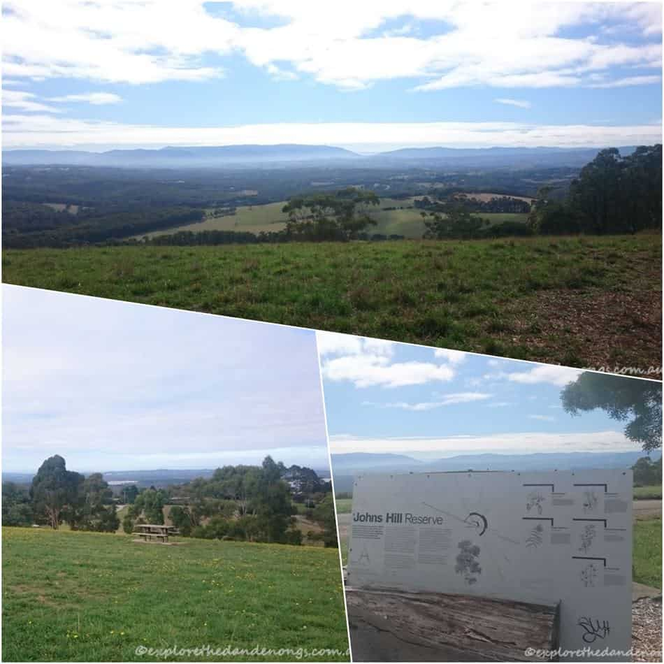 Johns Hill Reserve - Viewpoint