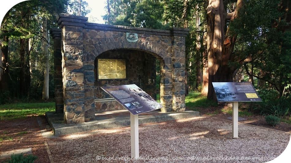 Anzac Memorial to Sherbrooke Falls Walk