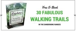 Free E-Book Walks in the Dandenong Ranges