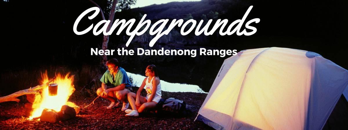 Campgrounds Dandenong Ranges Victoria