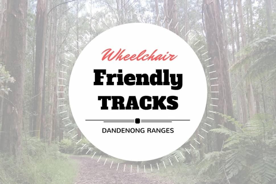 Wheelchair-Disabled Access Dandenong Ranges