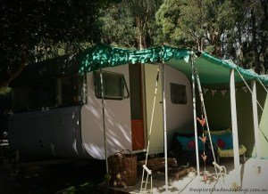 Vintage Caravan Accommodation Olinda