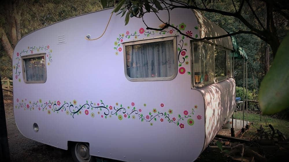 Vintage Caravan Accommodation Olinda