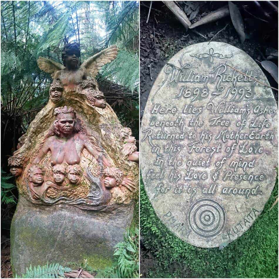 William Ricketts Sanctuary Mt Dandenong