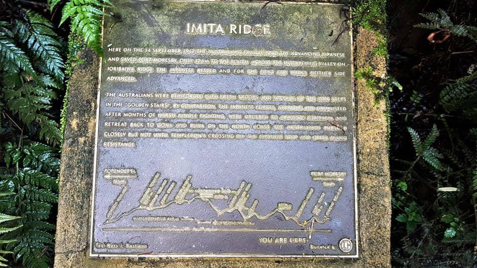 Imita Ridge