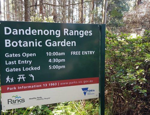 Dandenong Ranges Botanical Garden