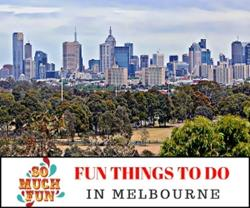 Australia -Fun Things to do in Melbourne | Attractions, tours, what to see with kids.