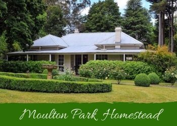 Image of Luxury Accommodation at Moulton Park Homestead, Dandenong Ranges